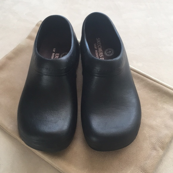 Skechers Shoes Work Kitchen Clogs Poshmark